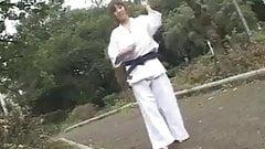 Hitomi Tanaka. Master Class Karate.