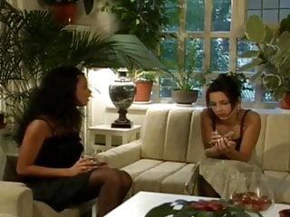 Lesbian vivienne del rio - Black stockings olivia del rio and stephanie silver lesbian