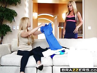 Boobs br st Brazzers - mommy got boobs - meddling mother-in-law scene st