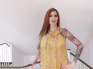 Latex ink printer Inked slut gets her first load in the ass