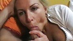 blonde blowjob 1