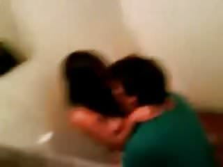 Fucking in toilets Teen couple caught fucking in college toilet