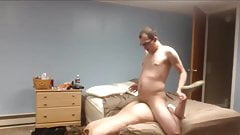 mature couple in a homemade clip