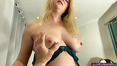 Stepmom teaches about sex