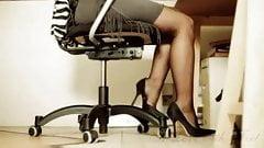 Hot Office Legs