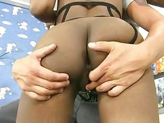 2porn tube hair puling double penetration - Short hair ebony swarovski fraulein interracial dp