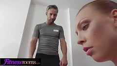 Fitness Rooms Morgan Rodriguez pov deepthroat and rough sex