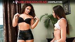 Please Make Me A Lesbian Compilation - GirlfriendsFilms