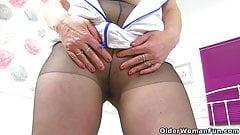 An older woman means fun part 180