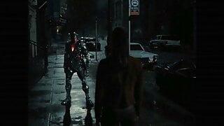 WW vs Cyborg - Justice Bang 2!