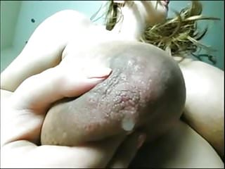 Breast old saggy Voluptuous saggy incredible milf breasts