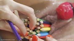 Pencils - Jessica - Queensnake.com - Queensect.com