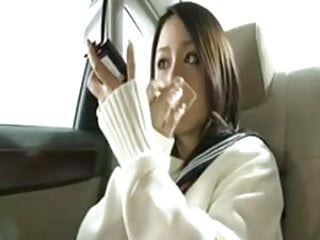 Retarted girl sex - Pretty japanese girl - sex in the car