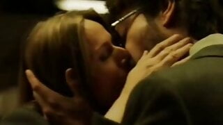 Beautiful Hot Kiss Scenes From The Movie Money Heist, Part 1