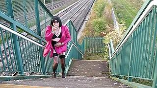 Flashing a train part 1