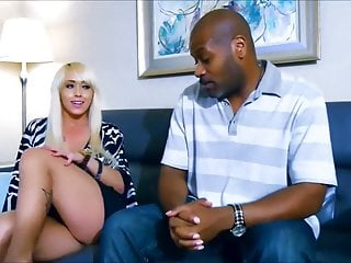 Very hot ride cock Very hot and sexy blonde take big black cock