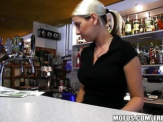 Virgin pre paid phone - Public pickups - hot czech bartender paid for quick fuck