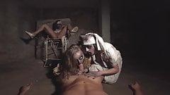 Horror Hardcore Parody Porn with Ghoulish Nurses