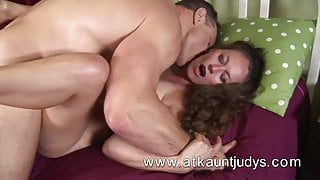 Sex with a mature woman