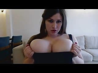 Huge chubby Huge titted chubby girl toying