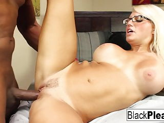 How to keep an erection during sex Busty blonde jacky joy keeps her glasses on during sex