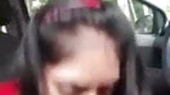 Blackmailed Indian couple blowjob video