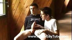 Zwei Jungs