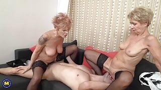 Best of stepmom and granny porn
