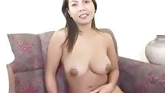 Asian babe interracial