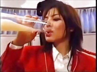 Asian cum drinker - Drinkers semen jun miyazawa