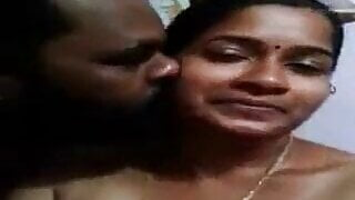 Tamil super aunty with landlord