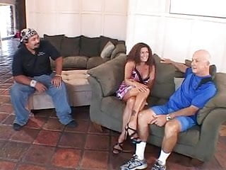 Blow job in albuquerque - Mature married whore gives guy a blow job in front of her hubby then fucks