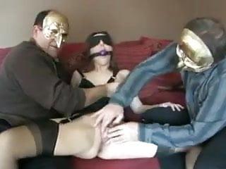Wife slut training Training his wife to be a slut