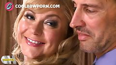 bbw wife gets anal