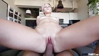 Kinky Family - Fucked my stepsis like a slut