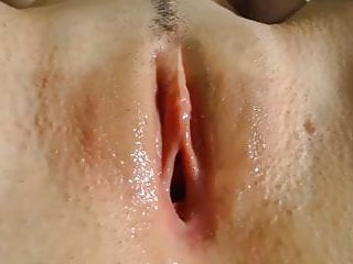 Tgp cameltoe - Tight wet shaved pussy fingering doggy cameltoe