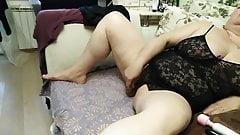 masturbating big pussy with toys 2