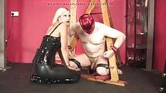 Mistress Nikki Ball Squeezing