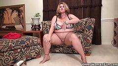 An older woman means fun part 105
