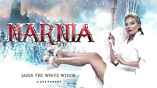 Mona Wales as NARNIA WHITE WITCH Fucks U With All Her Powers