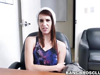 Bangbros library teen pics Alice andrea experiences her first bbc