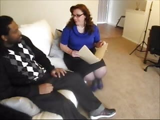 Dick purtin Bbw big booty vs big black dick