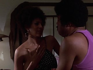 Coffy naked - Pam grier - coffy