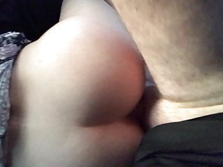 Porn doggy vibe - Wife car quickie, sending her vibes through my cock to cum
