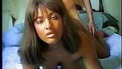 Black whore with big tits black slut