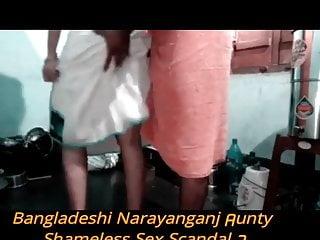 Mature auntie and nephew - Bangladeshi narayanganj aunty shameless fuck nephew