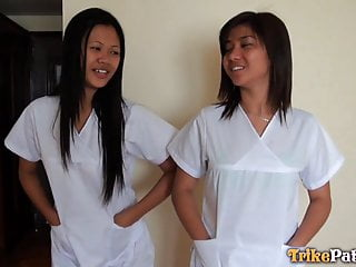 Dicks home care state college - Trikepatrol care givers in training share big foreign dick