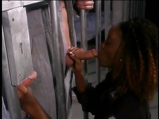 Ebony anal sluts Ebony slut gets fucked by two studs and takes the cream in her mouth