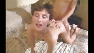 Sharon Mitchell fucks Tom Byron