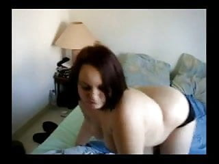 Clip fat having sex weman - Horny fat chubby gf having morning sex with her bf-thebbwgf